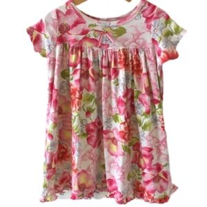 Other - New girls floral Baby Lulu summer dress sz 2T